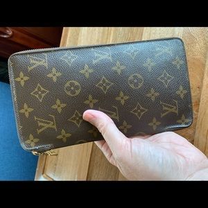 Louis Vuitton Organizer DeVoyage Travel Case